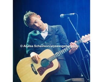 "Damon Albarn of Blur Concert Photo - 8"" x 10"""