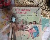 ROBIN NEST n VinTAgE BOOK~Reserved for Jewels!!