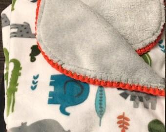 Baby/toddler blanket