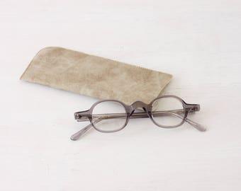 NIMBUS - Eyeglasses - Arminho collection - handmade in portugal - grey color