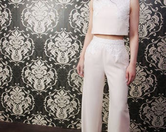 Couture Two Piece Bridal / Occasion Wear
