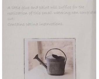 Kit du petit arrosoir - Small watering can kit