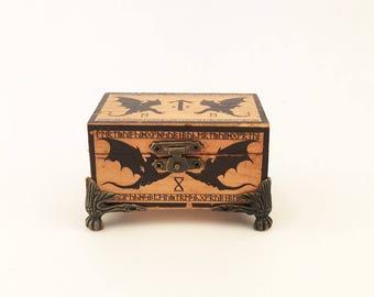 Dungeons & Dragons -Dragons Runes - Dice Box
