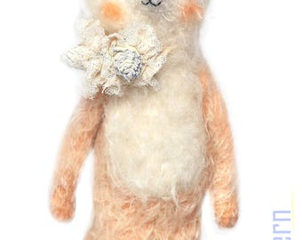 NEW PDF E-pattern for 9 inch Artist Teddy-toy Honey Fox/ fox sewing instructions/ accessory instructions/ Instant Download/ by Masha Kozlova
