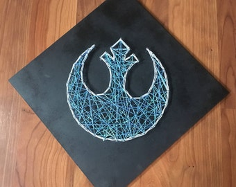 Rebel Alliance Art Home Decor
