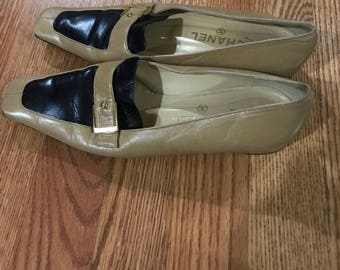 Chanel Flats Size 7.5 to 8