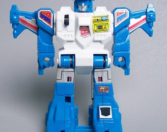 Vintage G1 Transformers Top Spin Figure C8