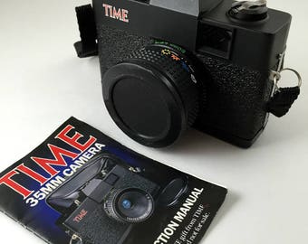 Time Magazine 35mm promo camera