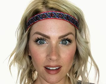 Woven Boho Headband - Limited Quantities!