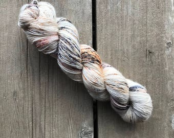 Hand-dyed Yarn - Embrace Colorway - Hand-painted Yarn - Merino Wool Yarn - Indie-dyed Yarn