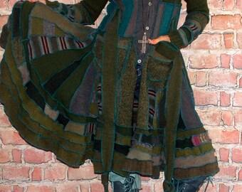Sweater coat  SC#0714