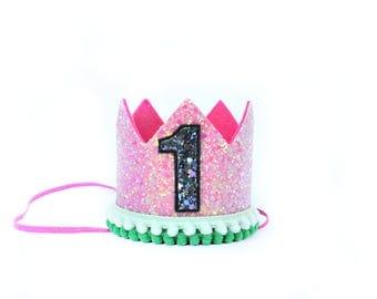 Watermelon Crown    Watermelon Birthday    One in a Melon    First Birthday Crown