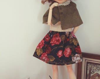 Adelie - Pullip & Blythe outfit