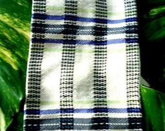 Coal 'n Creme Cotton Tea Towel