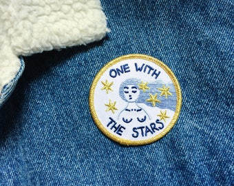 One With The Stars Patch