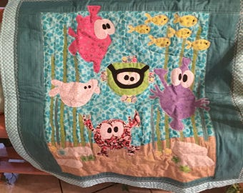 Under the Sea Quilt