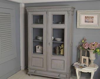 Linen cabinet   Etsy