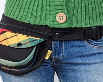 Double pocket pouch