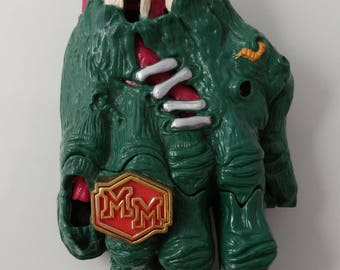 Mighty Max Doom Zones Crushes The Hand Playset Toy Bluebird Toys 1990s - Case Only, No Figures