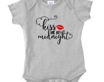 new years shirt, custom oneies, baby shirt