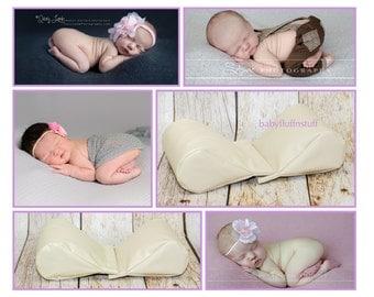 Wedge Poser Pillows
