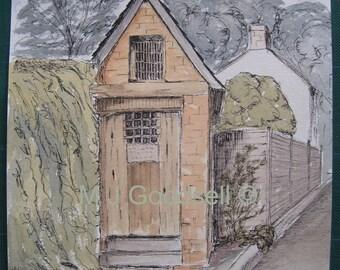 The Old Lockup, Steeple Bumpstead