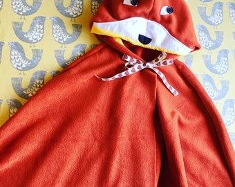 Foxy cape
