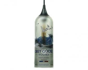 Grey Goose Vodka Pendant Lamp