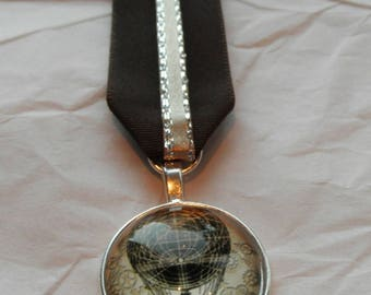 The Clockwork Balloon Medal for Advancements in Flight