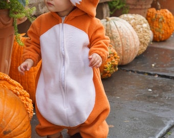 Fox Costume for Baby Toddler Child