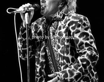 Rod Stewart in concert at Great Woods