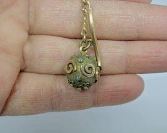 Vintage Victorian Pocket Watch Fob