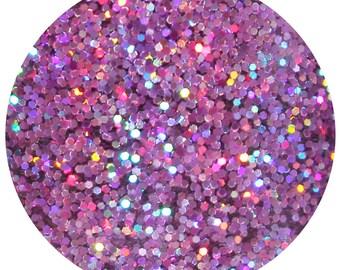 My Unicorn Has A Pet Fairy | Body Glitter | 15 mL Pot | Pink Holographic Body Glitter | Unicorn Body Glitter | Pink Unicorn Holo Glitter
