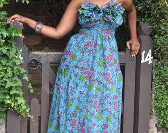 AMEENA Maxi dress