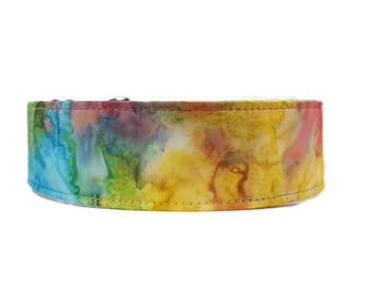 Tie-Dye Dog Collar * Cat Collar * Martingale Collar * Buckle Collar * Chain Martingale * Breakaway Cat Collar