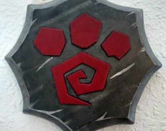 Monster Hunter: World custom squad emblem READ DESCRIPTION