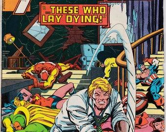 Avengers #177 (1963 1st Series) - November 1978 - Marvel Comics - Grade VG