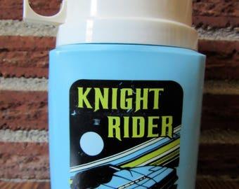 Knight Rider Thermos, Knight Rider, Knight Rider Lunchbox Thermos,