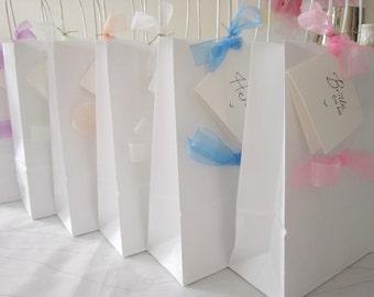 Hen gift bag, Bride gift bag, hen party bag, bride party bag, gift bag, handmade gift bag, hen party gift, bride gift, personalise, baby