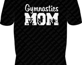 gymnastics mom shirt proud gymnastics mom t-shirt love gymnast shirt gymnastics competition mom shirt gymnast mom shirt gymnastics mom tee
