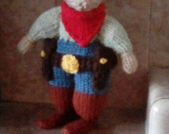 Cactus Joe, the Cowboy mouse