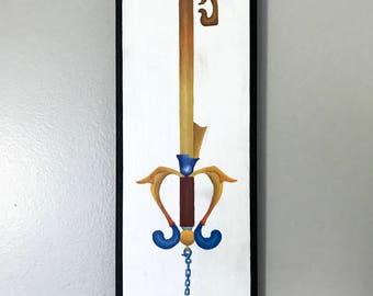 Three Wishes Keyblade