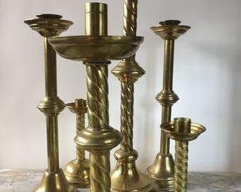 Ecclesiastical Candlesticks