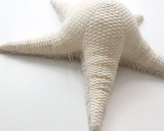 Big Albino Sea Star