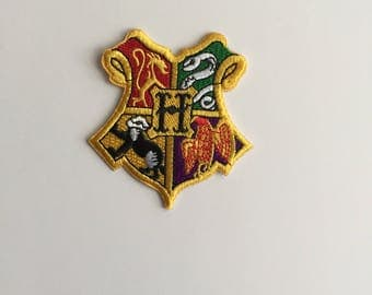Harry Potter iron on patch
