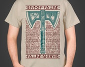 Baruk Khazâd™ - The Lord of the Rings and The Hobbit inspired Men's t-shirt, screen printed by hand