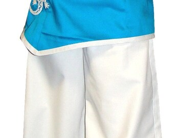 All ball pants and TUNIC asymmetrical girl to order