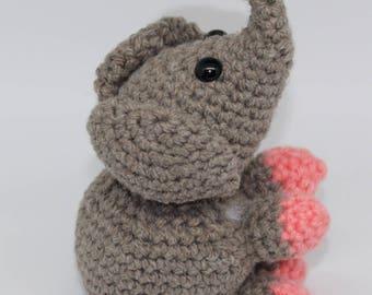 Mini crocheted Elephant