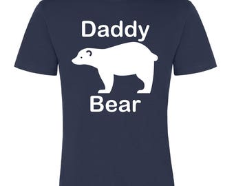 Daddy Bear Daddy Birthday Gift, Father's Day Gift