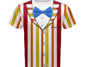 Men's Bert Mary Poppins Inspired Shirt